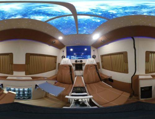 BRABUS Business Lounge auf der IAA