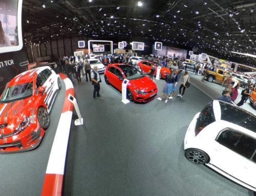Geneva International Motor Salon 2018