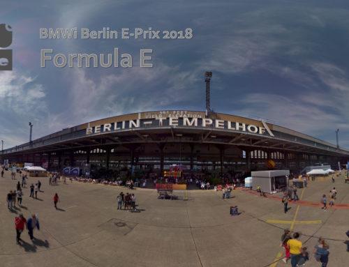 Berlin E-Prix: Formula E am Templelhof